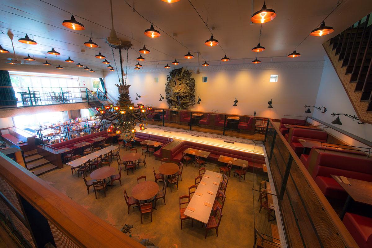 代官山のエスニックレストランモンスーンカフェ